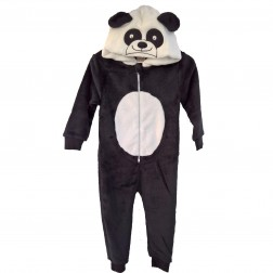 Animal Crazy Panda Costume Onesie
