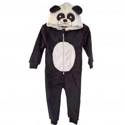 Animal Crazy Panda Costume Onesie