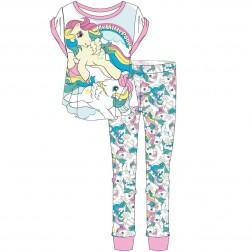 Ladies My Little Pony Retro Pyjama Set