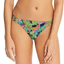 Freya Island Girl Tanga Bikini Brief - Black