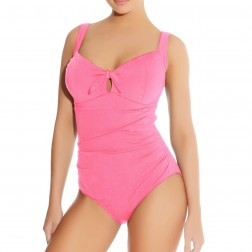 Freya In The Mix Soft Swimsuit - Bright Pink