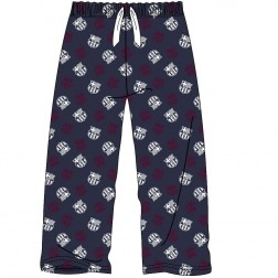 Mens FC Barcelona Lounge Pants - Blue