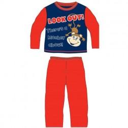 Children's Monkey About Pyjamas - Red