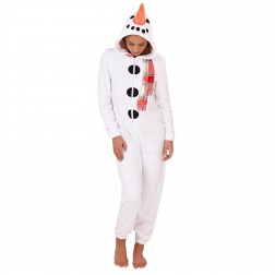 Loungeable Boutique Snowman Onesie