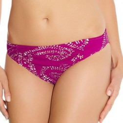 Fantasie Bora Bora Classic Gathered Bikini Brief - Amethyst