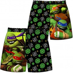 Boys Teenage Mutant Ninja Turtles Swim Shorts