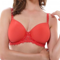 Fantasie Eclipse Spacer Moulded Balcony Bra - Hibiscus