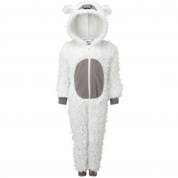 Animal Crazy Sheep Costume Onesie