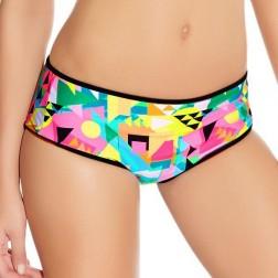 Freya Tribal Trax Bikini Short - Neon