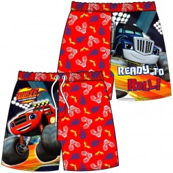 Boys Blaze 'Ready To Roll' Swim Shorts