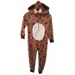 Animal Crazy Puppy Costume Onesie