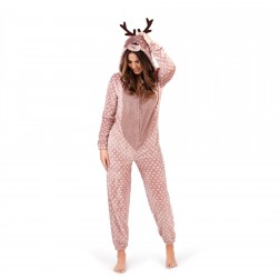 Loungeable Boutique Spot Moose Onesie