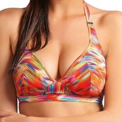 Freya Penza Plunge Soft Cup Bikini Top - Fusion