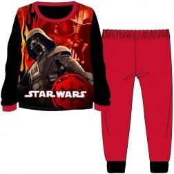 Children's Star Wars Darth Vader Pyjamas - Black/Red