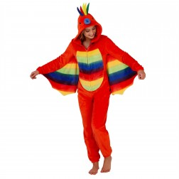 Loungeable Boutique Parrot Onesie