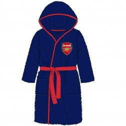 Children's Arsenal FC Fleece Robe