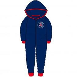 Children's Paris Saint Germain FC Fleece Onesie