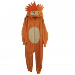 Animal Crazy Lion Costume Onesie