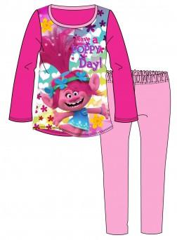 Girls 'Have a Poppy Day' Trolls Pyjamas