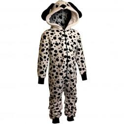 Animal Crazy Dalmation Costume Onesie