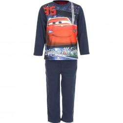 Disney Cars Lightning McQueenPolar Fleece Pyjamas - Navy