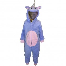 Animal Crazy Unicorn Costume Onesie
