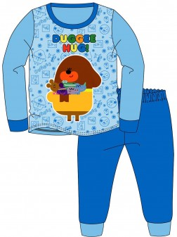 Boys Hey Duggee 'Duggee Hug' Pyjamas - Blue