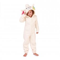 Nifty Kids Llama Fleece Onesie
