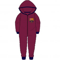 Children's Barcelona FC Fleece Onesie