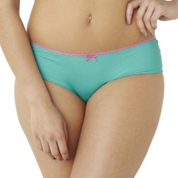 Panache Cleo Maddie Spot Brief - Teal