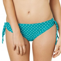 Panache Cleo Betty Drawside Bikini Pant - Aquamarine