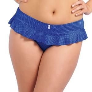 Freya Cherish Latino Bikini Brief - Cobalt