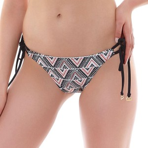 Freya Sphinx Rio Tie Side Bikini Brief - Midnight Ember