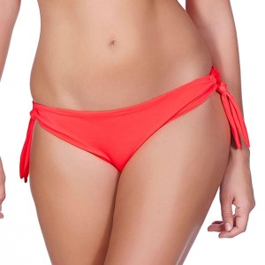 Freya Deco Swim Tie Side Bikini Brief - Insanely Red