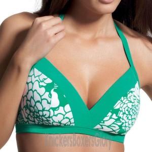 Freya Fortune Soft Cup Triangle Bikini Top - Apple Sour
