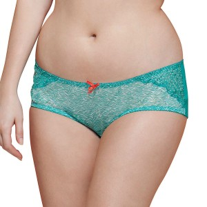 Curvy Kate Madagascar Short - Pixie Print