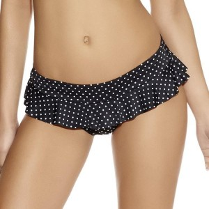 Freya Pier Latino Bikini Brief - Black
