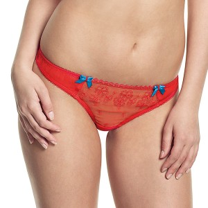 Panache Cleo Lucy Thong - Red