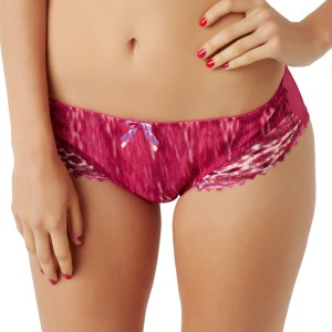 Panache Cleo Lana Brief - Pink/Multi