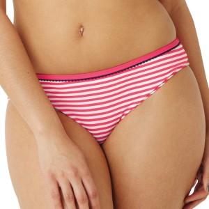 Panache Cleo Lucille Bikini Brief - Coral